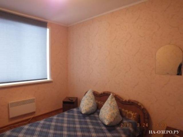 Номер в гостинице на озере Парное №201