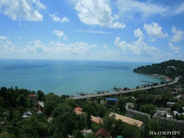 Апартаменты на Черном море №411
