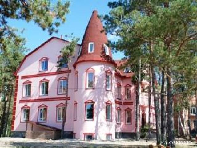 Коттедж на Красноярском водохранилище №210
