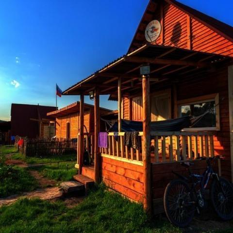 Дом на озере Круглое №508