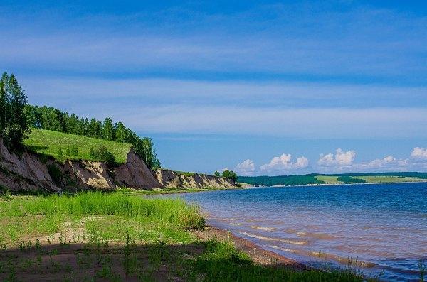 Коттедж на Красноярском водохранилище №627